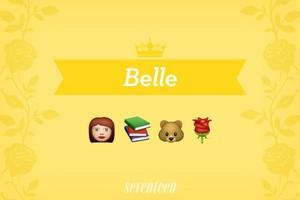 Belle Emojis