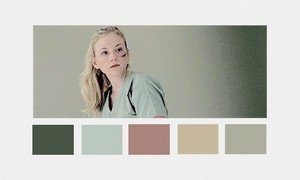 Beth Greene | Color Scheme