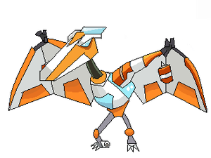 Blades Dino bot