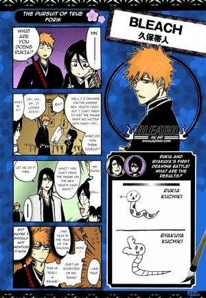 Bleach anime!~