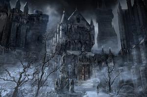 Bloodborne lâu đài