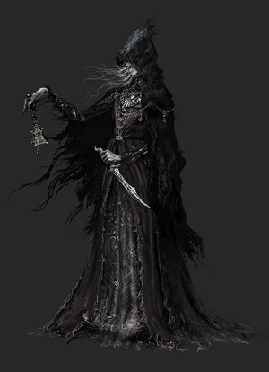 Bloodborne (Concept Art)