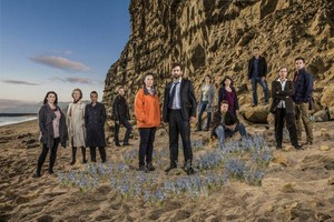 Broadchurch - Season 2 - Cast Promotional Picture