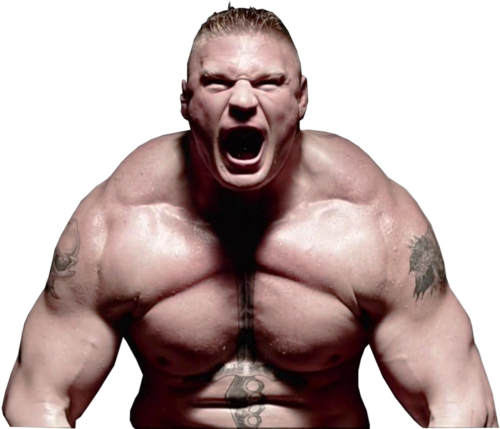 WWE 바탕화면 possibly with a six pack, a hunk, and skin called Brock Lesnar