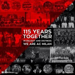 Buon Compleanno, Milan!