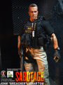 Calvin's Custom One Sixth Scale Arnold Schwarzenegger as Breacher in Sabotage figure - arnold-schwarzenegger photo