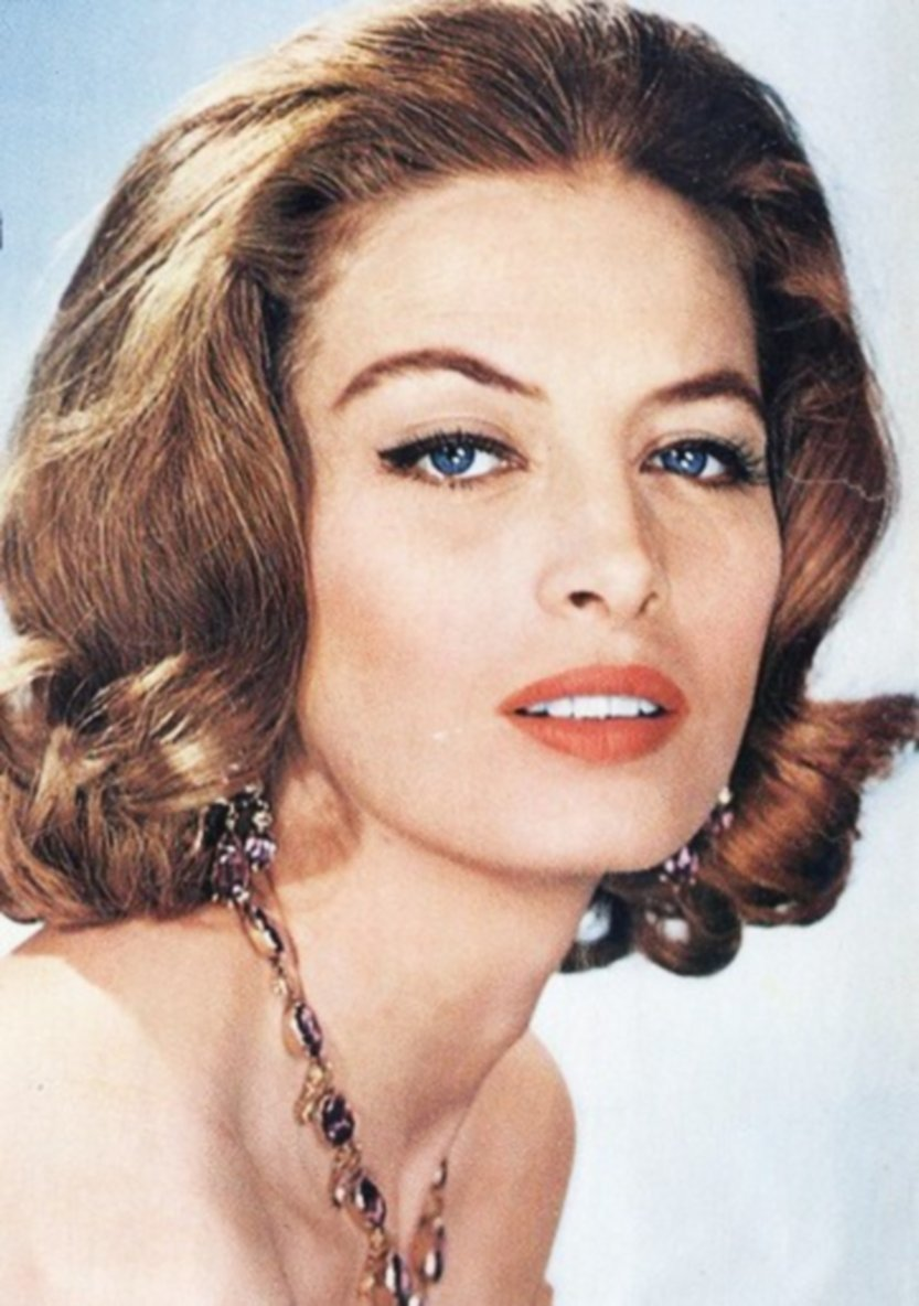 Capucine (6 January 1928 – 17 March 1990