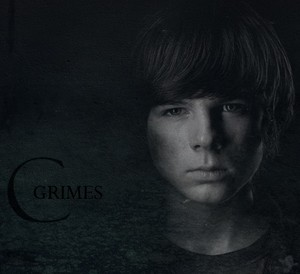 Carl Grimes ✗