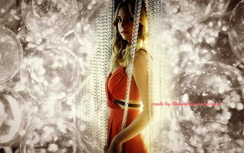 Caroline Forbes wallpaper entitled Caroline Forbes ღ