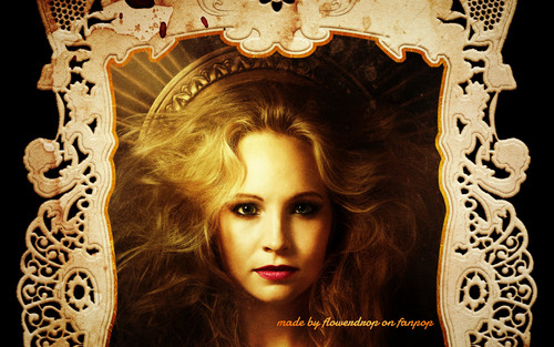 Caroline Forbes 壁紙 entitled Caroline Forbes ღ
