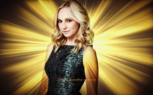 Caroline Forbes वॉलपेपर entitled Caroline Forbes ღ