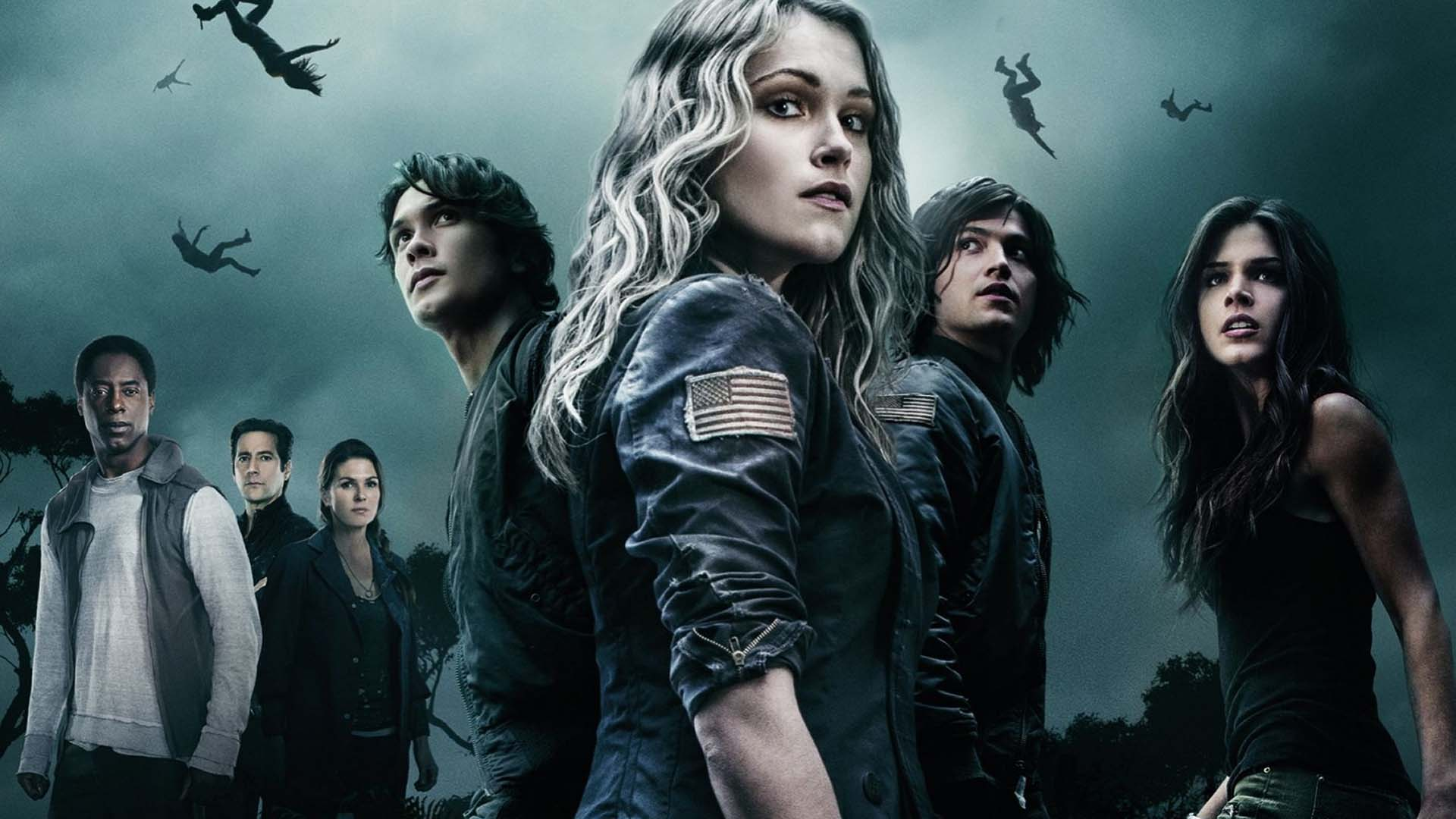 Cast of The 100
