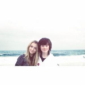 Chandler and Hana ♥