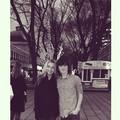 Chandler and Hana ♥ - chandler-riggs photo