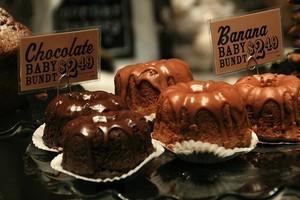 Chocolate Bundt Cakes