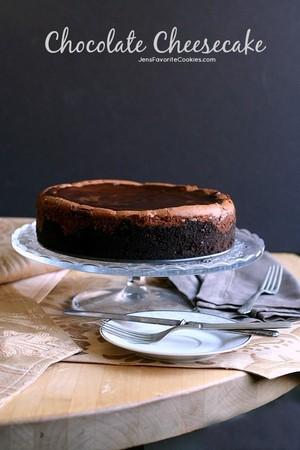 cokelat Cheesecake