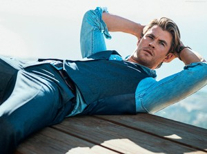 Chris Hemsworth Jan 2015 GQ magazine