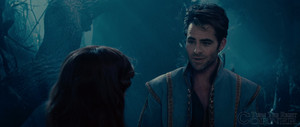 Chris Pine,Into the Woods