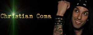 Christian Coma FB cover pics