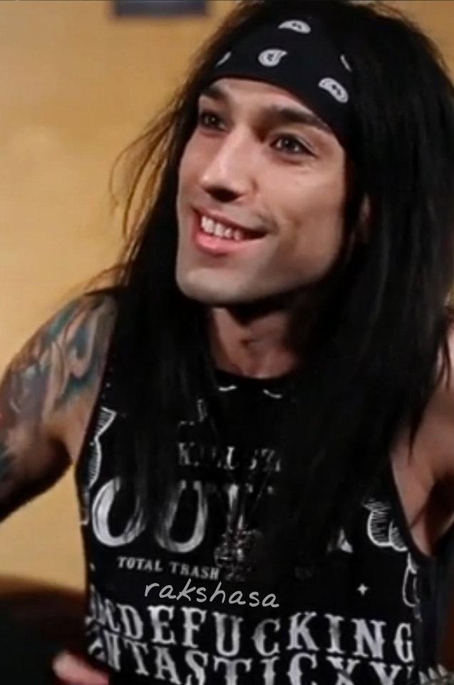 Christian Coma's smile