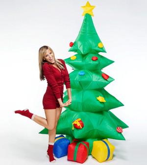 Рождество Divas 2014 - Lilian Garcia
