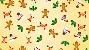 navidad Pattern