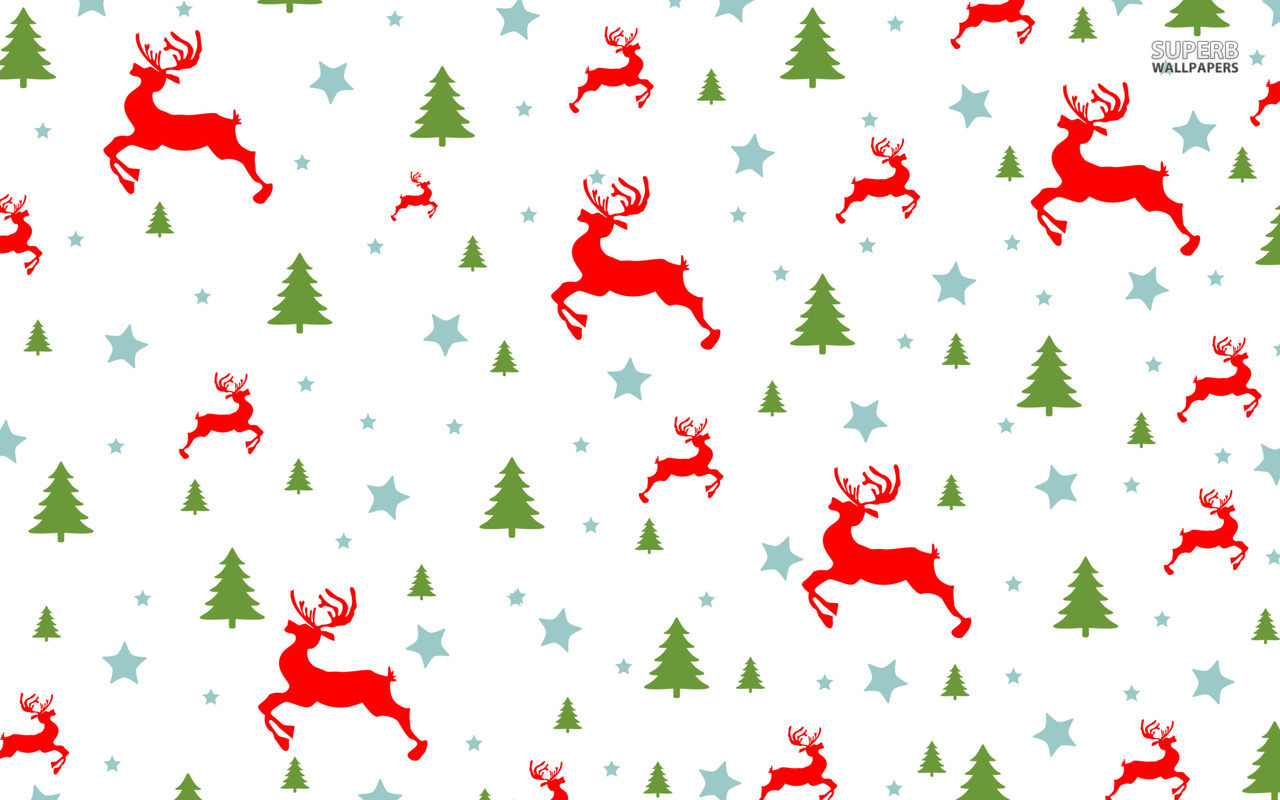Christmas Pattern Wallpaper pictures