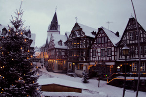 Christmasy Town