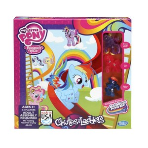 Chutes And Ladders MLP Edition