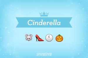 Cinderella Emojis