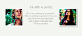 Clace Quote Fanart - jace-and-clary fan art