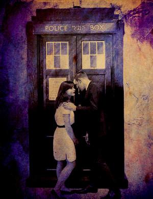 Clara & The Doctor