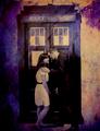 Clara & The Doctor - doctor-who fan art