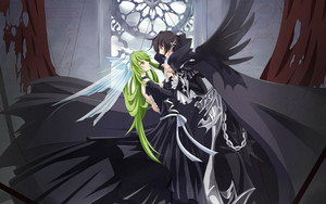 Code Geass (Lelouch vi Brittania and C.C.)