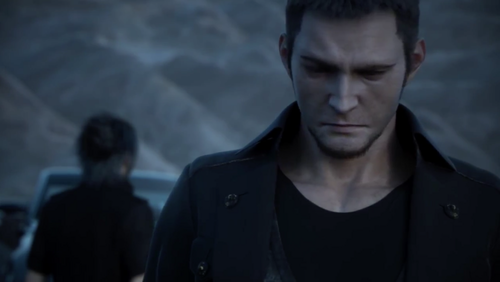 Final Fantasy XV achtergrond titled Cor at Jump Festa 2015