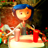 Coraline चित्र entitled Coraline Jones