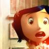 Coraline चित्र titled Coraline Jones