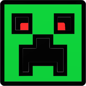 Creeper Hexagon Force Icon