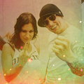 Cristina Scabbia and Matt Shadows - music fan art