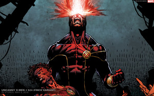 Cyclops / Scott Summers 壁紙