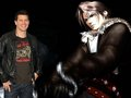DAVID BOREANAZ AND FAKE FANS SQUALL LEONHART