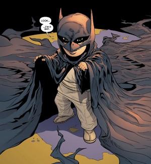Damian is a Bat