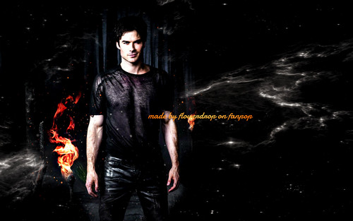Damon Salvatore wolpeyper called Damon Salvatore ✯