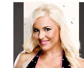 Dana Brooke's WWE.com profilo