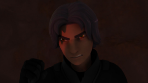 Dark Side Ezra
