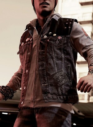 Delsin | inFAMOUS: Second Son
