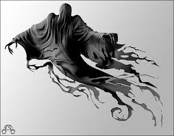 Dementor sculpture