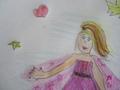 Desenho que eu fiz da barbie - barbie-movies photo