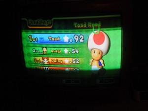 Destroying everyone in Mario Party 9