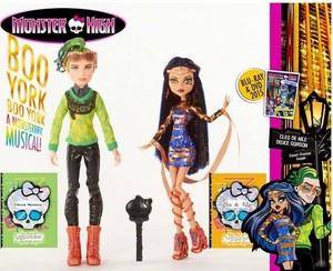 Deuce Gorgon & Cleo de Nile Boo York Boo York 2-Pack 2015